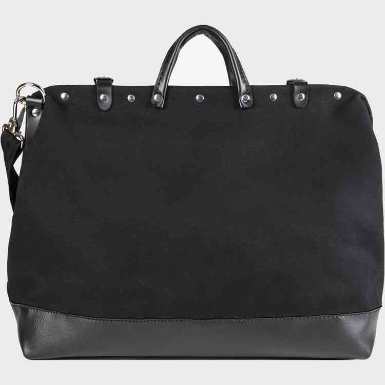 Deluxe Canvas Bag, 18-Inch Black Personalized Authentic Klein Tools