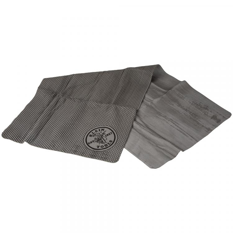 Klein Cooling Towel, Gray
