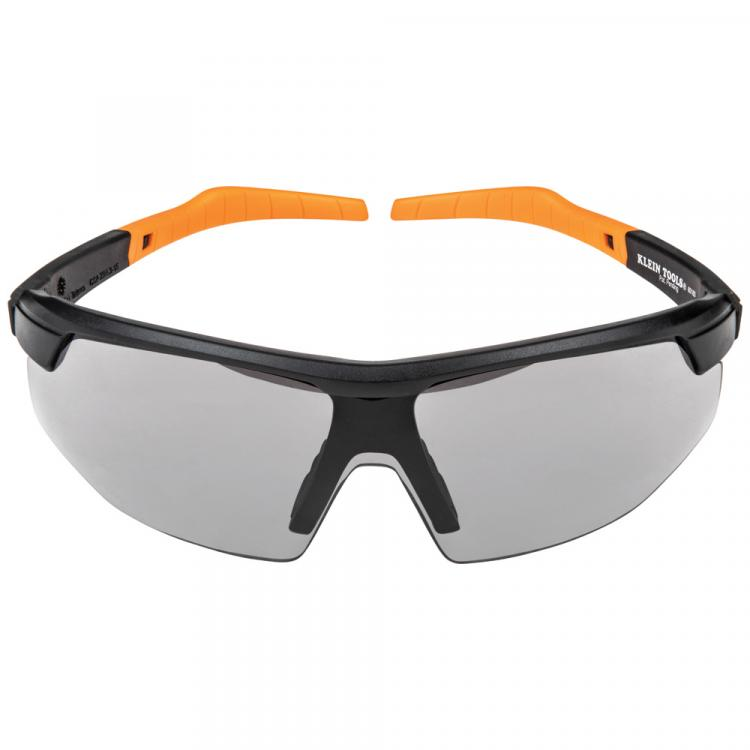 Standard Safety Glasses, Gray Lens